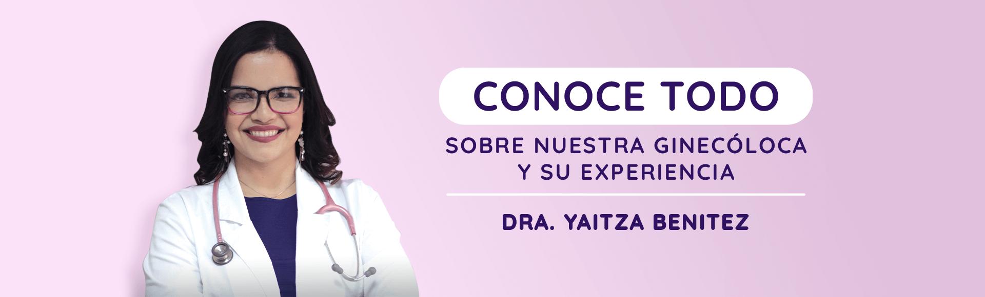 doctora ginecologa